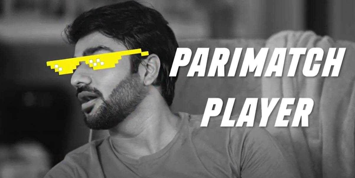 Video promo parimatch
