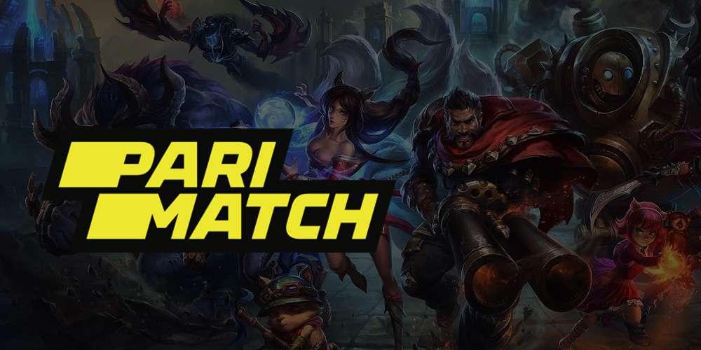 League of Legends - Pertaruhan Parimatch